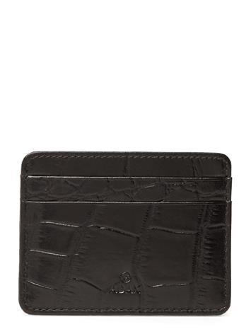 Adax Teramo Card Holder Noel Bags Card Holders & Wallets Card Holder Musta Adax BLACK