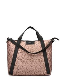 DAY et Day Gweneth P Logo Rotate Cross Bags Top Handle Bags Vaaleanpunainen DAY Et BRUSH BEIGE