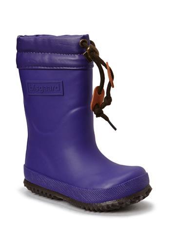 Bisgaard Rubber Boot Winter Kumisaappaat Liila Bisgaard 90 PURPLE