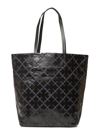 By Malene Birger Agnes Tote Bags Shoppers Fashion Shoppers Musta By Malene Birger NIGHT SKY