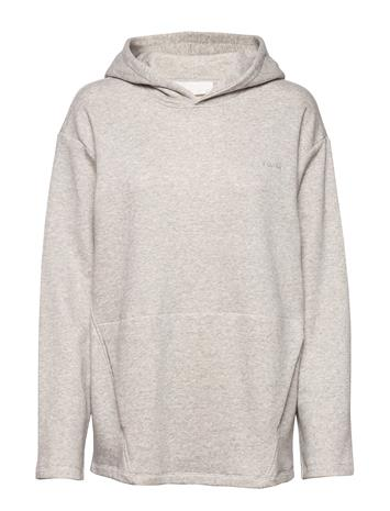 Fall Winter Spring Summer Kelly Hoodie Huppari Harmaa Fall Winter Spring Summer LIGHT GRAY