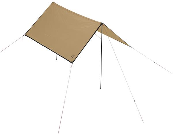 Grand Canyon Shelter 300 Tarp, beige