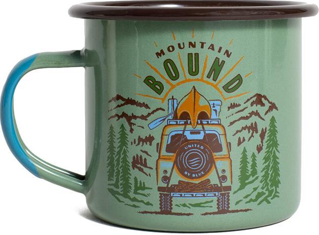 United By Blue Mountain Bound Emali teräsmuki 355ml, sage