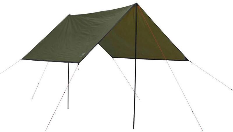 Grand Canyon Shelter 300 Tarp, olive