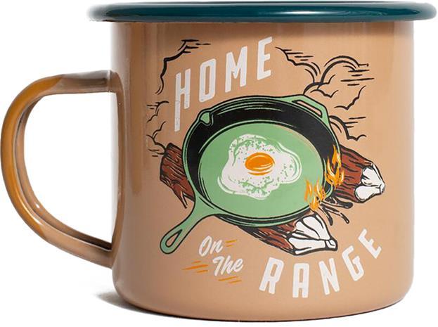 United By Blue Home on the Range Emali teräsmuki 355ml, terracotta