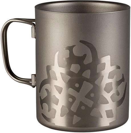 Nordisk Mug Double-Wall Titanium 450ml