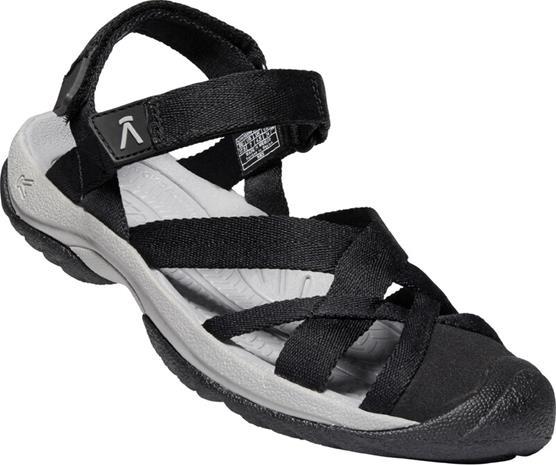 Keen Kira Nilkkaremmi sandaalit Naiset, black