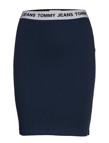 Tommy Jeans Tjw Bodycon Skirt Polvipituinen Hame Sininen Tommy Jeans TWILIGHT NAVY