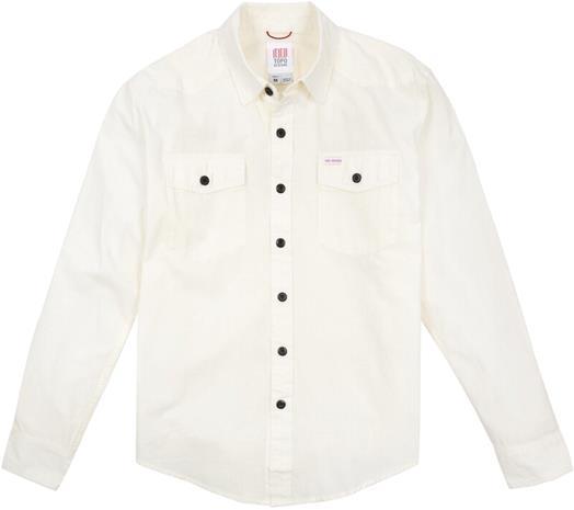 Topo Designs Mountain Lightweight Shirt Men, natural
