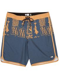 Salty Crew Cut Out Boardshorts navy Miehet
