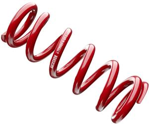 RockShox Metric Coil Rear Shock Spring 151mm 57,5-65mm Travel, red