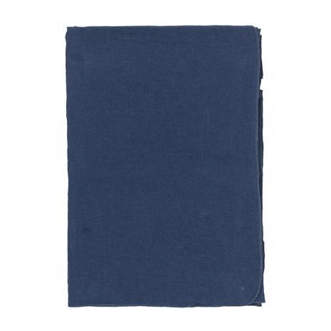 Broste Copenhagen Gracie pöytäliina 160x300 cm tummansininen