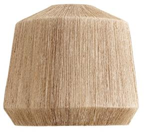 Nordal Lampunvarjostin Juutti ä˜ 50 cm - Luonnonvärinen