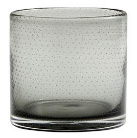 Nordal Kynttilälyhty BUBBLE ä˜ 10 cm - Harmaa