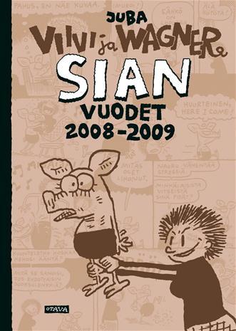 Sian vuodet 2008-2009 (Juba Tuomola), kirja