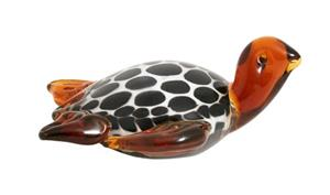 Nordal Deco Glass Turtle
