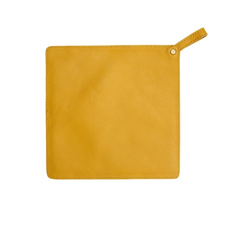 Linum FUEGO Patalappu Keltainen 22x22