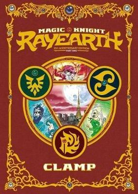 Magic Knight Rayearth 25th Anniversary Manga Box Set 1 (CLAMP), kirja