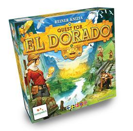 Quest for El Dorado (Suomi) LAUTA