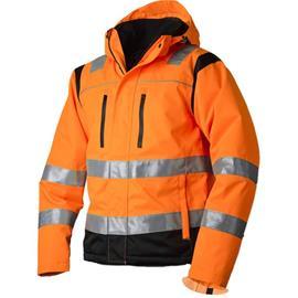 Vidar Workwear V40092503 Talvitakki oranssi/musta XS