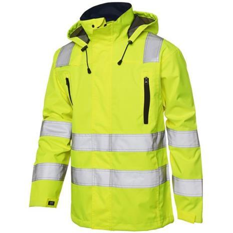 Vidar Workwear V40071003 Kuoritakki keltainen XS