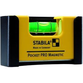 Stabila Pocket PRO Magnetic Taskuvesivaaka