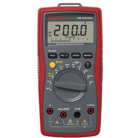 Beha-Amprobe AM-520-EUR Yleismittari