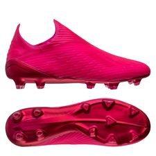 adidas X 19+ FG/AG Locality - Pinkki