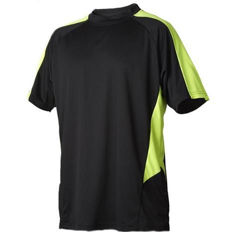 Vidar Workwear V71005103 T-paita keltainen/musta XS