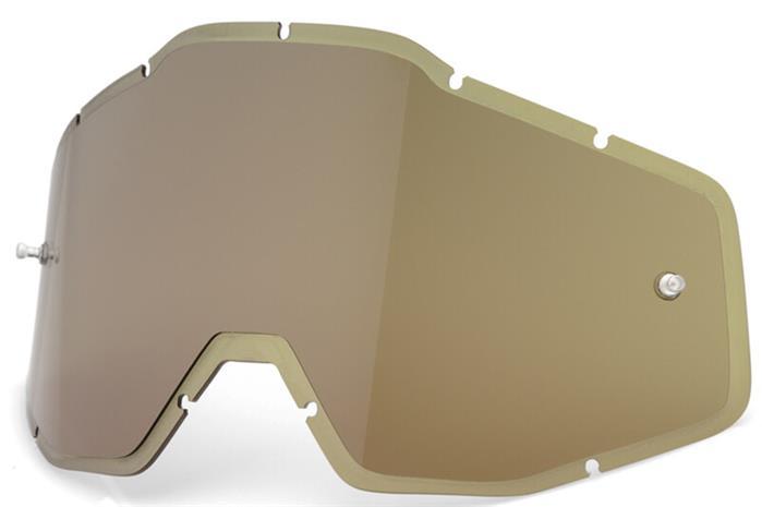 100% Injected HD Anti-Fog F. Lenses Racecraft/Accuri/Strata, olive