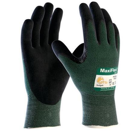 ATG MaxiFlex CUT Käsineet Viiltosuoja, vaahtokuminitriili Koko 11