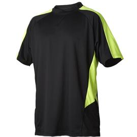 Vidar Workwear V71005104 T-paita keltainen/musta S