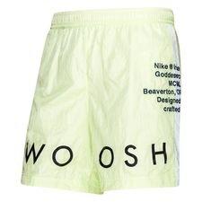 Nike Shortsit NSW Woven Swoosh - Neon/Valkoinen/Sininen/Musta