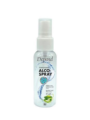 Depend Alcospray 50ml