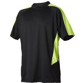 Vidar Workwear V71005108 T-paita keltainen/musta XXL