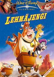 Lehmäjengi (Home On The Range), elokuva