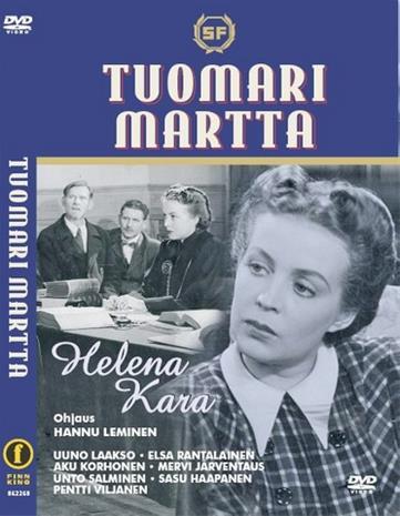 Tuomari Martta, elokuva