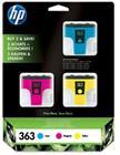 HP CB333EE - 3-pack, mustekasetti