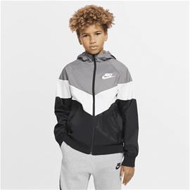 Nike J NSW WR HD GX QS JKT GUNSMOKE