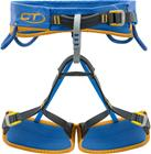 Climbing Technology Dedalo Kiipeilyvaljaat L, blue/ocra