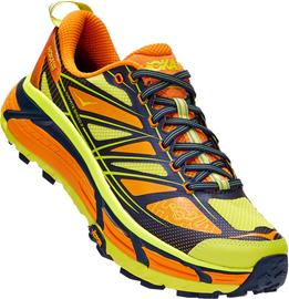 Hoka One One Mafate Speed 2 Shoes Men, bright gold/evening primrose