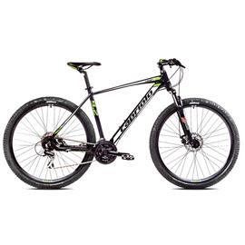 """Capriolo MTB Level 9.2 maastopyörä 29"""", musta-valkoinen-vihreä, runko 19"""""""