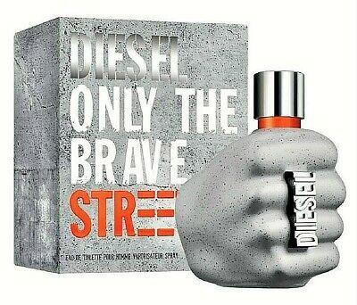 Diesel Only The Brave Street EDT miehelle 200 ml