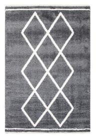 Vallila Salmiakki -matto, harmaa, 133 x 190 cm
