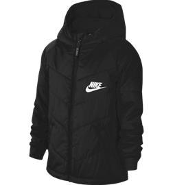Nike J NSW FILLED JACKET BLACK/BLACK
