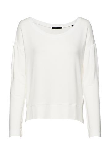 Marc O'Polo Sweatshirts Svetari Collegepaita Valkoinen Marc O'Polo OYSTER WHITE