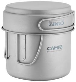 CAMPZ Titanium Ruoanlaittosarja