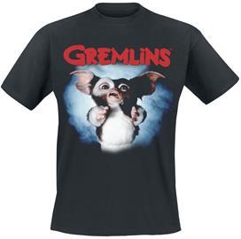 Gremlins - Gizmo - T-paita - Miehet - Musta
