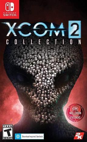 XCOM 2 Collection, Nintendo Switch -peli
