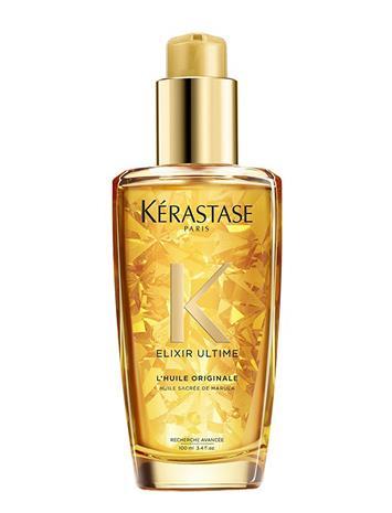 Kerastase Kä‰Rastase Elixir Ultime Original Oil Hiusöljy Nude Kerastase NO COLOUR